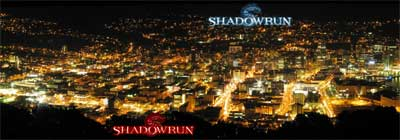 Preview de l'écran Shadowrun.fr Wellington