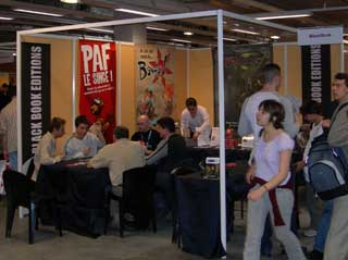Photo Shadowrun GenCon Paris 2006